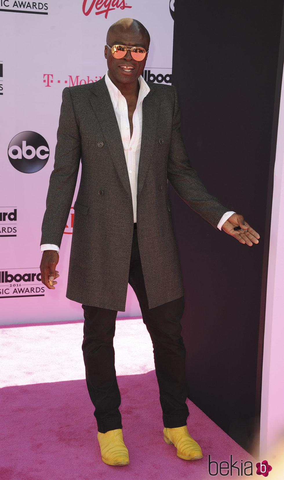 Seal en los Premios Billboard 2016
