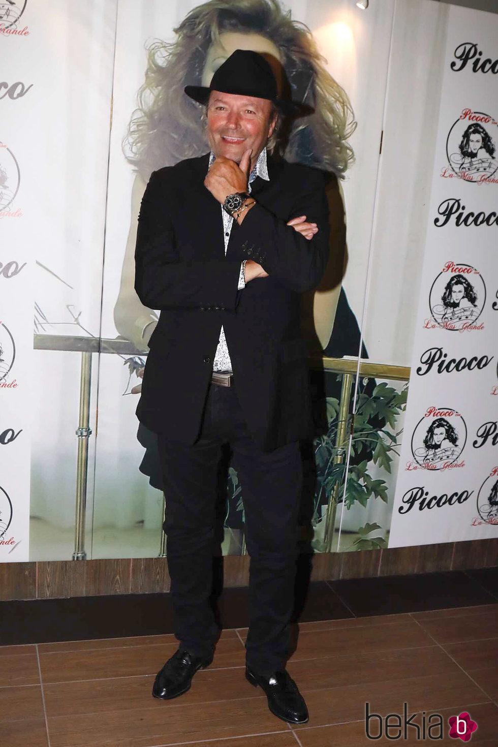 Amador Mohedano en los premios 'Estrella a la más grande' en Chipiona 2016