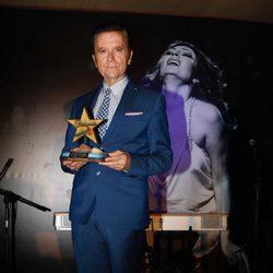 José Ortega Cano en los premios 'Estrella a la más grande' en Chipiona 2016