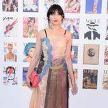 Daisy Lowe en la fiesta del 100 aniversario de Vogue en Londres