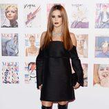 Cheryl Cole en la fiesta del 100 aniversario de Vogue en Londres