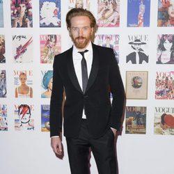 Damian Lewis en la fiesta del 100 aniversario de Vogue en Londres