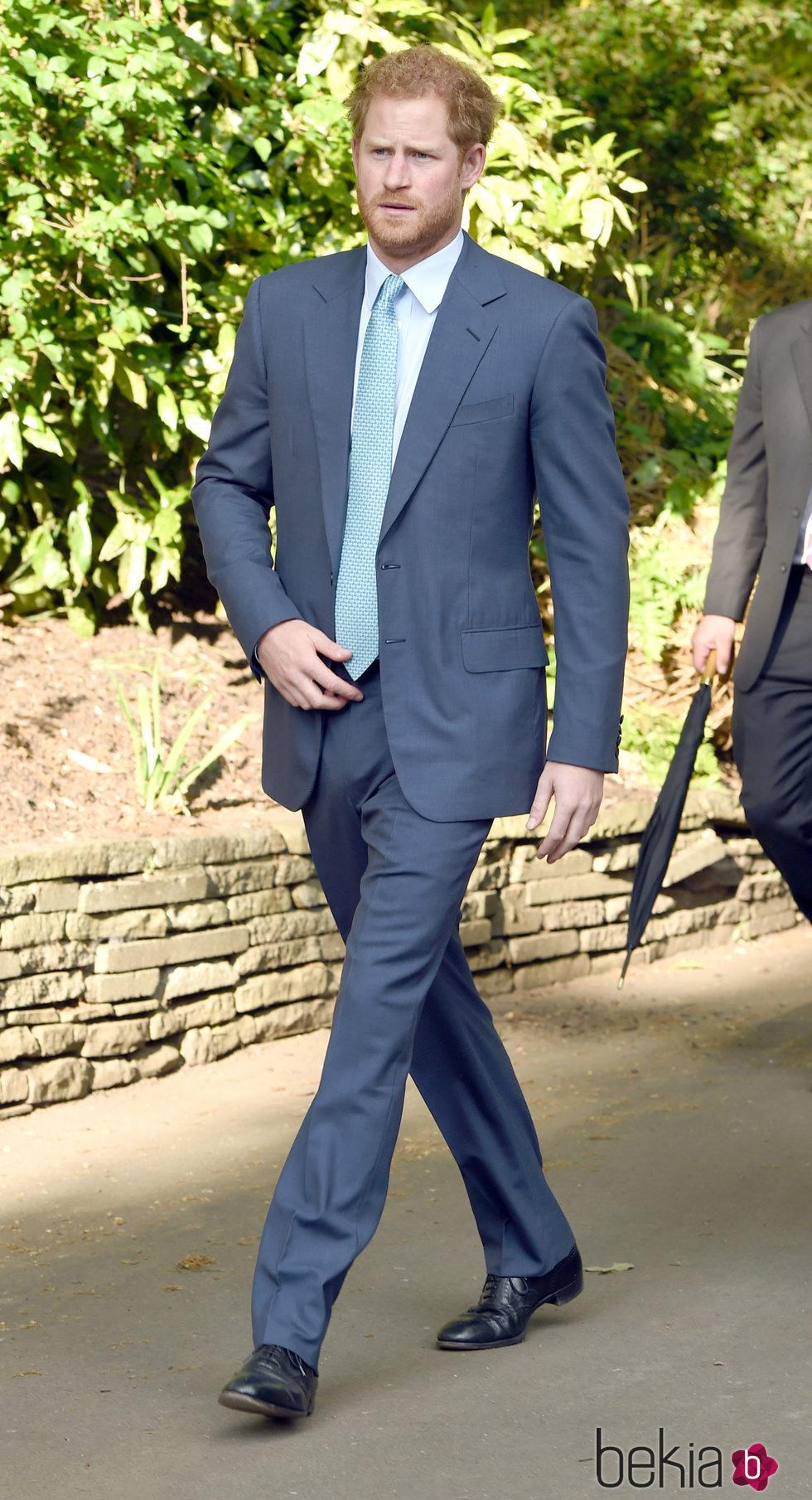 El Príncipe Harry en la Chelsea Flower Show 2016