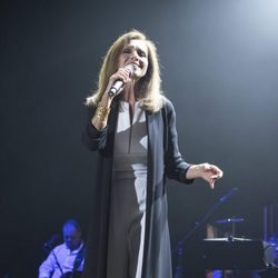 Ana Belén en el concierto en Madrid de 'Canciones regaladas'
