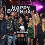 Scott Disick celebra su cumpleaños en Las Vegas con Kourtney y Khloe Kardashian