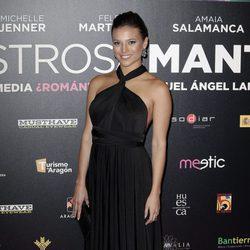 Elisa Mouliaá en el estreno de 'Nuestros Amantes'
