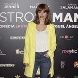 Silvia Alonso en el estreno de 'Nuestros Amantes'