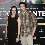Ruth Nuñez y Alejandro Tous en el estreno de 'Nuestros Amantes'