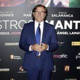 Pepe Navarro en el estreno de 'Nuestros Amantes'
