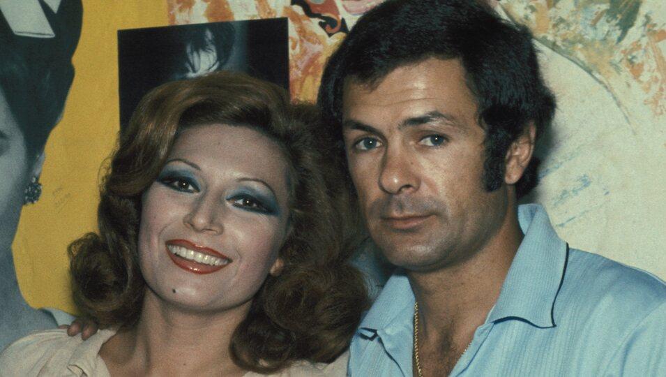 Rocío Jurado y su primer marido Pedro Carrasco