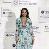 Paula Echevarría en el evento de belleza Tacha Beauty e Instituto Javier Benito en Madrid