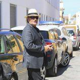 Amador Mohedano en el 10 aniversario de la muerte de Rocío Jurado