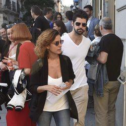 Inma Cuesta y Miguel Ángel Muñoz acuden al estreno de 'Alma y cuerpo'