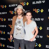 Ana Fernández y Adrián Roma en el concierto de Paul McCartney en Madrid