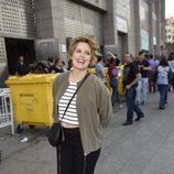 Tania Llasera durante la gira 'One on one'  de Paul McCartney en Madrid