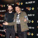 Tony Aguilar durante la gira 'One on one'  de Paul McCartney en Madrid