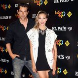 Álex Adrover y Patricia Montero durante la gira 'One on one'  de PaulMcCartney en Madrid