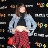 Natalia Ferviú durante la gira 'One on one' de PaulMcCartney en Madrid