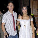 Guillermo Martín y Lidia Reyes en acto público en Madrid
