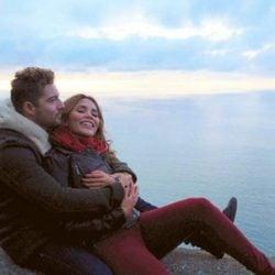 David Bisbal y Rosanna Zaneti muy enamoradosen Almería