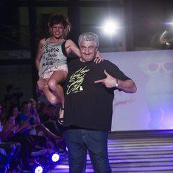Fernando Romay y Cristina Medina en el segundo aniversario de By Nerea Garmendia