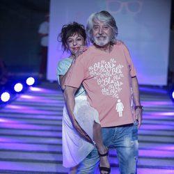 Ricardo Arroyo y Cristina Medina en el segundo aniversario de By Nerea Garmendia
