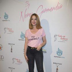 Bárbara Muñoz en el segundo aniversario de By Nerea Garmendia