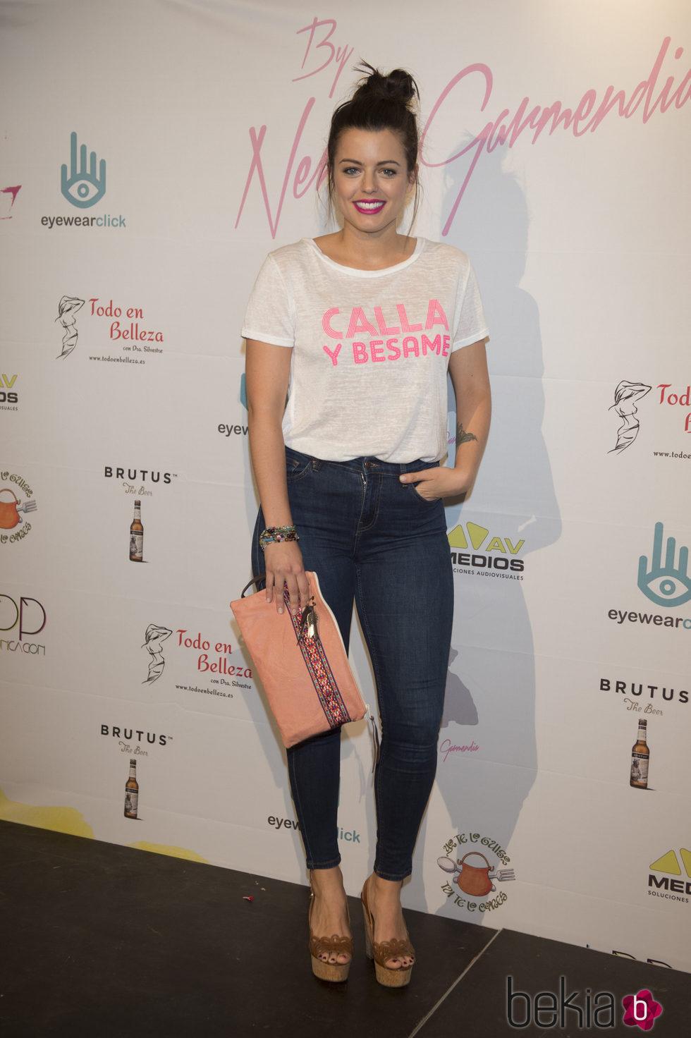 Adriana Torrebejano en el segundo aniversario de By Nerea Garmendia