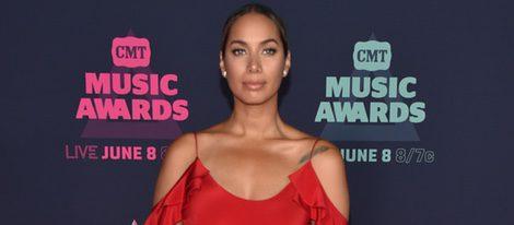 Leona Lewis en los CMT Music Awards 2016