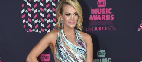 Carrie Underwood en los CMT Music Awards 2016