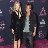 Nicole Kidman y Keith Urban en los CMT Music Awards 2016