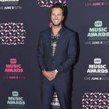 Luke Bryan en los CMT Music Awards 2016.