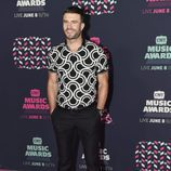 Sam Hunt en los CMT Music Awards 2016