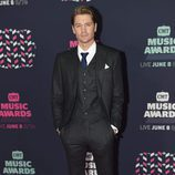 Chad Michael Murray en los CMT Music Awards 2016