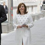 Soraya Sáenz de Santamaría en la entrega de medallas de oro en Madrid