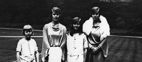 Las hermanas del Duque de Edimburgo