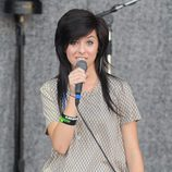 Christina Grimmie en un concierto en Orlando