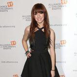 Christina Grimmie en una gala benéfica en 2013
