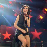 Christina Grimmie en los premios  iHeart Music en 2015 en las Vegas
