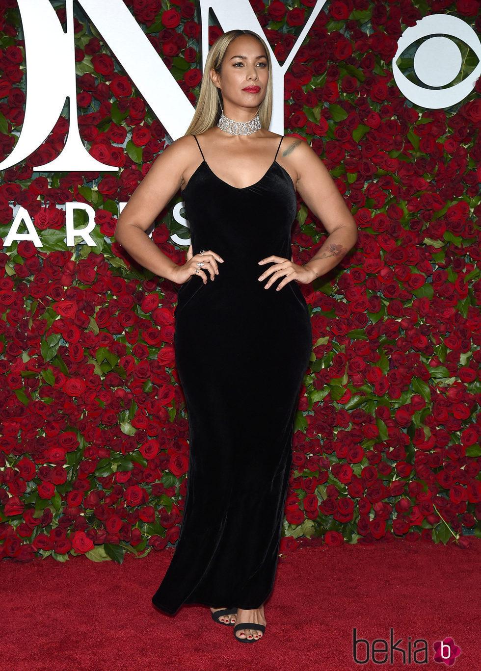 Leona Lewis en los Premios Tony 2016