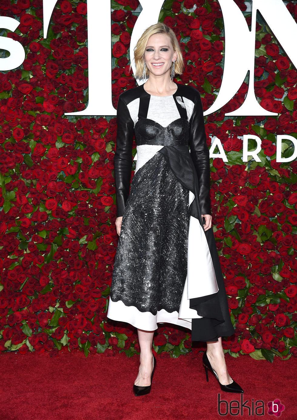 Cate Blanchett en los Premios Tony 2016