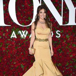 Thalia en los  Premios Tony 2016