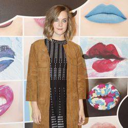 Alba Ribas durante la fiesta de inauguración de la nueva tienda de la firma Mac cosmetics en Barcelona