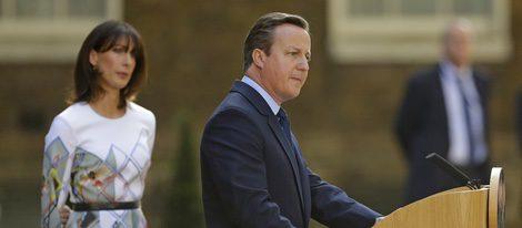 David Cameron presenta su dimisión como Primer Ministro