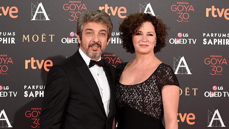 Ricardo Darín y Florencia Bas