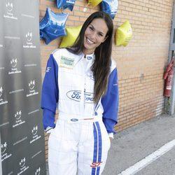 Mireia Canalda durante la 13 edición de las 24 Horas Ford en el Circuito del Jarama