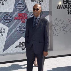 Samuel L. Jackson en los BET Awards 2016