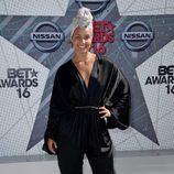 Alicia Keys en los BET Awards 2016.