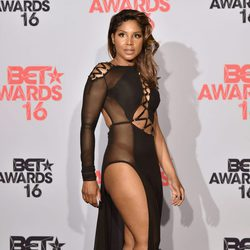 Toni Braxton en los BET Awards 2016.