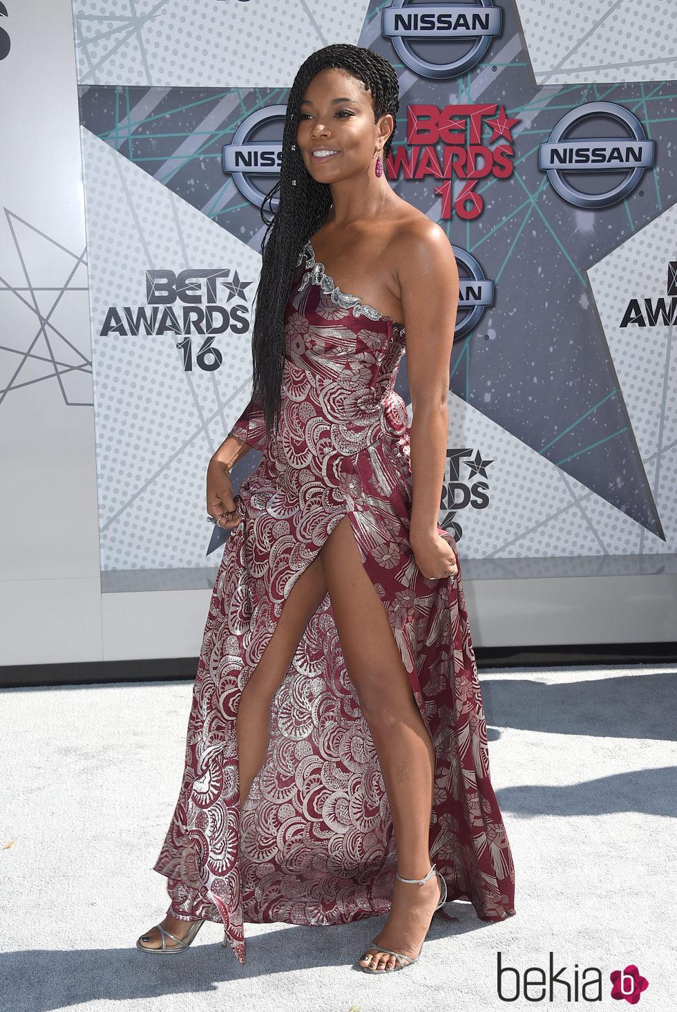 Gabrielle Union en los BET Awards 2016.